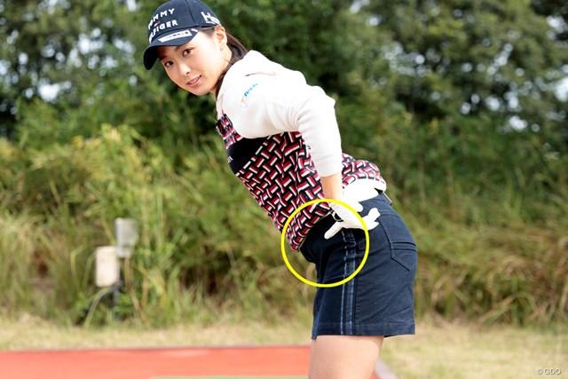ボールをつかまえるって、どういう動き? 森美穂 ボールをつかまえる動きは「手」ではなく「お腹」から