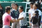2010年 つるやオープン 最終日 藤田寛之&芹澤信雄