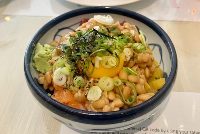 2020年 ヨハネスブルグオープン 事前 スタミナ納豆 南アフリカで食べたスタミナ納豆