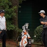 ゴルフ談義かな 2020年 ダンロップフェニックストーナメント 2日目 石川遼と中島啓太