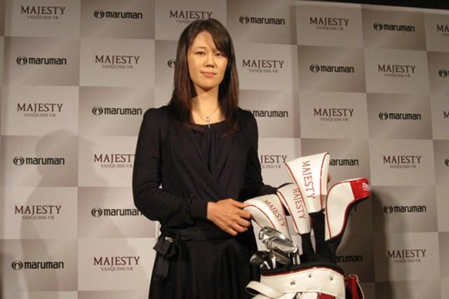 「マジェスティ」ブランドに合った上品な容姿のヤング・キム