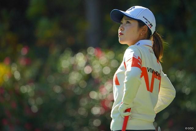2020年 大王製紙エリエールレディスオープン 3日目 古江彩佳 古江彩佳が日本勢3番手に浮上した