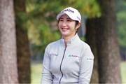2020年 LPGAツアーチャンピオンシップリコーカップ 事前 ペ・ソンウ