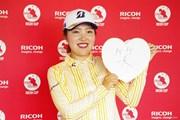 2020年 LPGAツアーチャンピオンシップリコーカップ 事前 古江彩佳