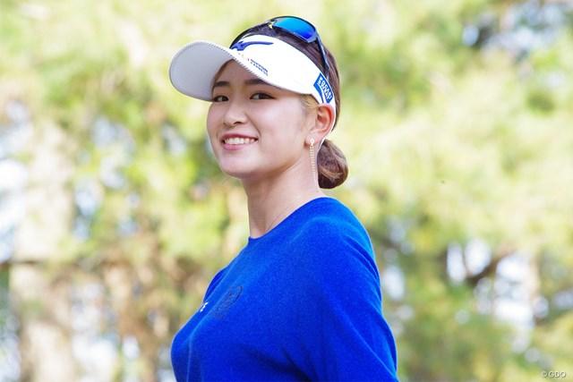 2020年 LPGAツアーチャンピオンシップリコーカップ 事前 原英莉花 メジャー2勝目を狙う原英莉花