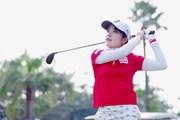2020年 LPGAツアーチャンピオンシップリコーカップ 事前 三ヶ島かな