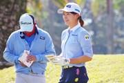 2020年 LPGAツアーチャンピオンシップリコーカップ 初日 渋野日向子