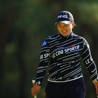 今週は上位に強者がそろってます。 2020年 LPGAツアーチャンピオンシップリコーカップ 初日 鈴木愛