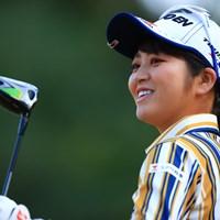 笑顔の先に 2020年 LPGAツアーチャンピオンシップリコーカップ 初日 田辺ひかり