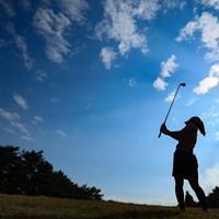 本日は晴天なり 2020年 LPGAツアーチャンピオンシップリコーカップ 初日 古江彩佳