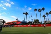 2020年 LPGAツアーチャンピオンシップリコーカップ 初日 RICOH CUP
