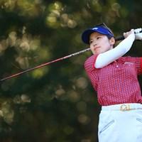 「パターも完璧」と自信に満ちたラウンドとなった 2020年 LPGAツアーチャンピオンシップリコーカップ 2日目 西村優菜