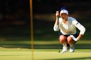 2020年 LPGAツアーチャンピオンシップリコーカップ 2日目 原英莉花