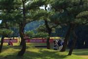 2020年 LPGAツアーチャンピオンシップリコーカップ 2日目 渋野日向子