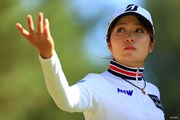 2020年 LPGAツアーチャンピオンシップリコーカップ 2日目 三ヶ島かな