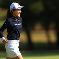 今年の主役はこの選手かな 2020年 LPGAツアーチャンピオンシップリコーカップ 2日目 古江彩佳