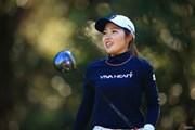 2020年 LPGAツアーチャンピオンシップリコーカップ 2日目 古江彩佳