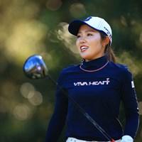イーグル2つゲットン!! 2020年 LPGAツアーチャンピオンシップリコーカップ 2日目 古江彩佳