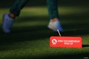 2020年 JLPGAツアーチャンピオンシップリコーカップ 3日目 ティマーク