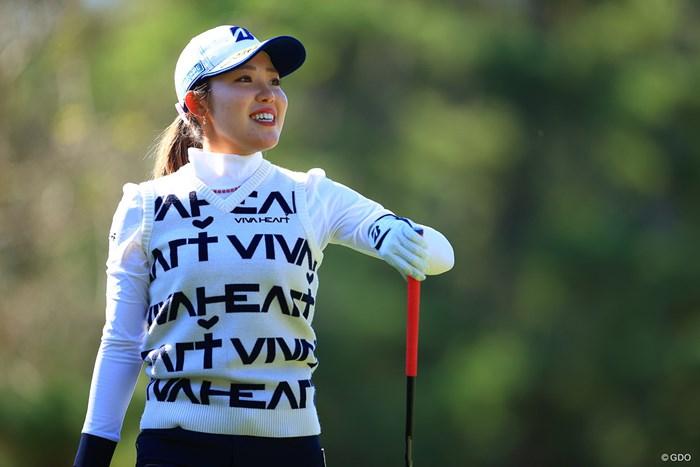 彼女の追い上げも素敵でしたね 2020年 JLPGAツアーチャンピオンシップリコーカップ 4日目 古江彩佳