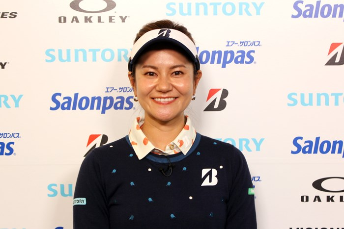 プロゴルファーとして活動を続ける宮里藍さん(提供:エム・プロジェクト) 宮里藍