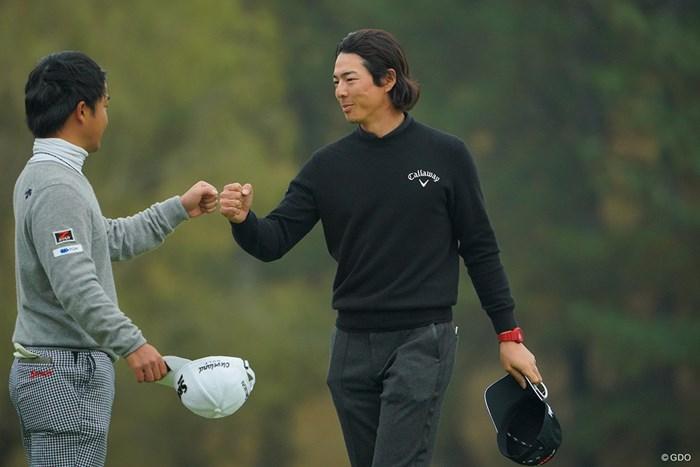 3アンダー8位タイスタート。 2020年 ゴルフ日本シリーズJTカップ 初日 石川遼