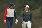 2020年 ゴルフ日本シリーズJTカップ 初日 星野陸也 金谷拓実