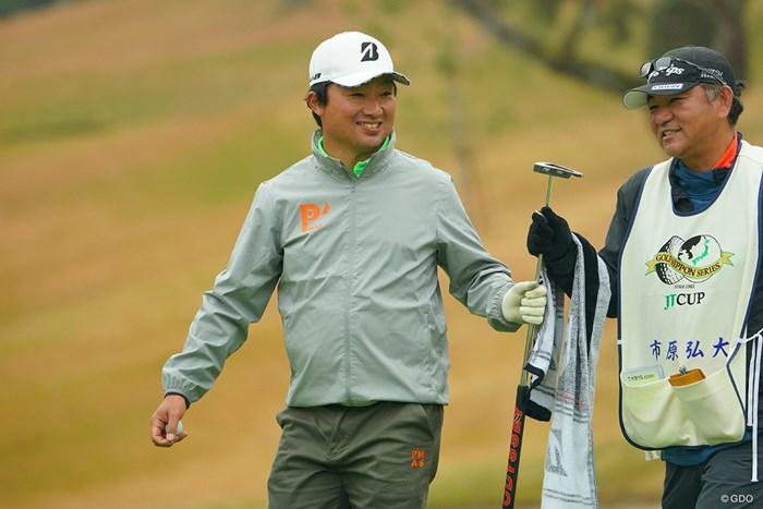 3位タイと好発進! 2020年 ゴルフ日本シリーズJTカップ 初日 市原弘大