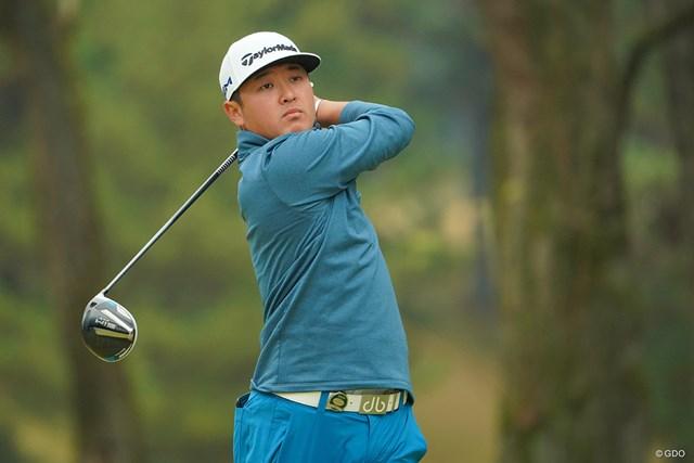 2020年 ゴルフ日本シリーズJTカップ 初日 佐藤太平 フジサンケイで3位タイフィニッシュ。JTカップ初出場。