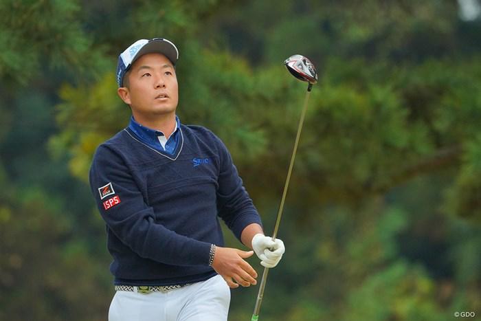 日本オープンチャンピオン! 2020年 ゴルフ日本シリーズJTカップ 初日 稲森佑貴