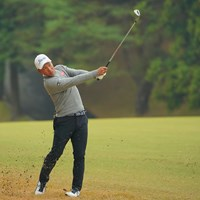 日本オープン3位タイで初出場。 2020年 ゴルフ日本シリーズJTカップ 初日 内藤寛太郎