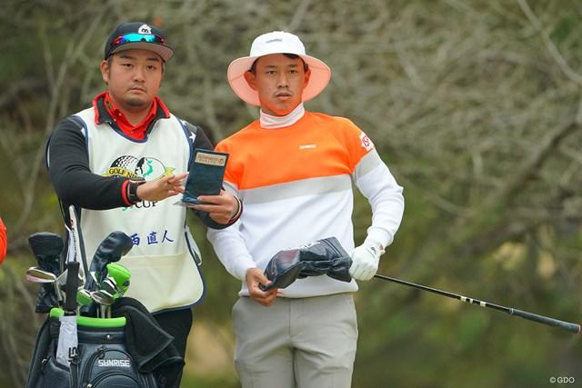 2020年 ゴルフ日本シリーズJTカップ 初日 中西直人 今シーズンは本当に安定した成績ですね。