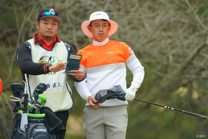 今シーズンは本当に安定した成績ですね。 2020年 ゴルフ日本シリーズJTカップ 初日 中西直人