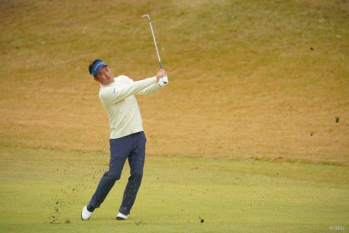 本日、2イーグル! 2020年 ゴルフ日本シリーズJTカップ 初日 池田勇太