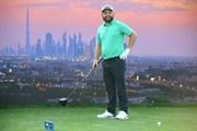 2020年 ゴルフ in ドバイ選手権 by DPワールド  2日目 アンディ・サリバン