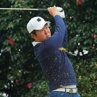 今季賞金ランキング32位と最後の1枠で滑り込み出場の杉山知靖が好発進 2020年 ゴルフ日本シリーズJTカップ 初日 杉山知靖