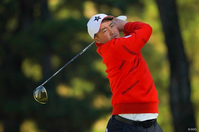 2020年 ゴルフ日本シリーズJTカップ 2日目 小斉平優和 首位で3日目へ進んだ小斉平優和