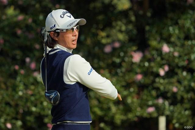 2020年 ゴルフ日本シリーズJTカップ 2日目 石川遼 石川遼はショットで苦しみながらパープレーで耐えた
