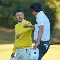 久々の優勝…あるかもね。 2020年 ゴルフ日本シリーズJTカップ 2日目 岩田寛