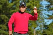 2020年 ゴルフ日本シリーズJTカップ 2日目 木下稜介