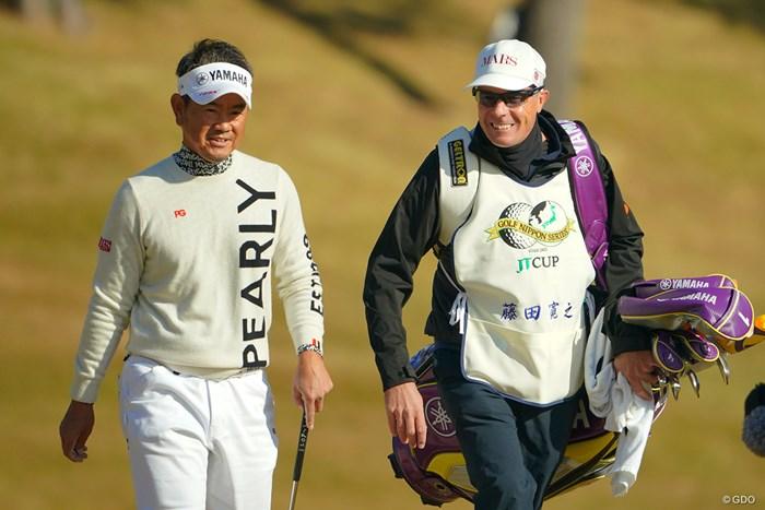 残された時間を惜しみながら。 2020年 ゴルフ日本シリーズJTカップ 2日目 藤田寛之