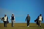 2020年 ゴルフ日本シリーズJTカップ 2日目 石川遼 金谷拓実