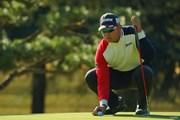 2020年 ゴルフ日本シリーズJTカップ 2日目 出水田大二郎