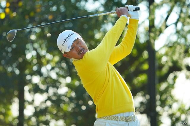 2020年 ゴルフ日本シリーズJTカップ  2日目 岩田寛 岩田寛が憧れるのはボディビルダーの肉体ではなく生き方だとか