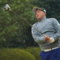 終盤まで首位を守った小斉平優和だが 2020年 ゴルフ日本シリーズJTカップ  3日目 小斉平優和