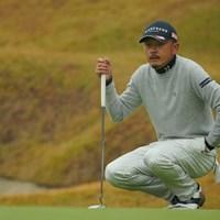 1打差3位から出た岩田寛が「70」と粘って首位で最終日へ 2020年 ゴルフ日本シリーズJTカップ  3日目 岩田寛