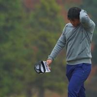 最終日、切り替えられるか。 2020年 ゴルフ日本シリーズJTカップ 3日目 小斉平優和