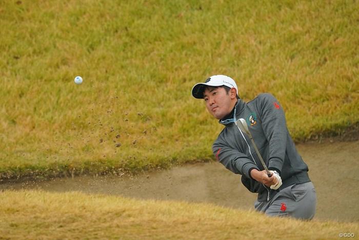ショットの不調はショートゲームでリカバリー。 2020年 ゴルフ日本シリーズJTカップ 3日目 金谷拓実