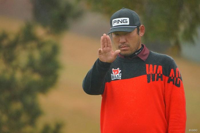 やはり本命だろうか。 2020年 ゴルフ日本シリーズJTカップ 3日目 チャン・キム
