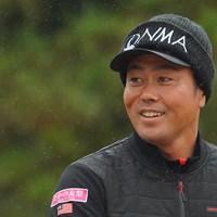 今週は何だか楽しみながらゴルフしてる感じです。 2020年 ゴルフ日本シリーズJTカップ 3日目 谷原秀人